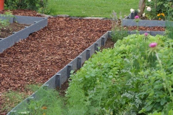 Afboording tuin