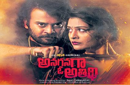 Anaganaga O Athidhi movie