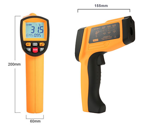 Best Laser Thermometer