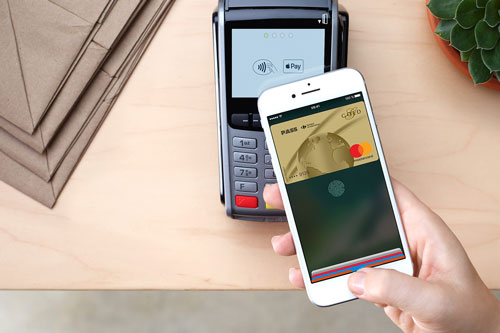 Mobile payments ramp