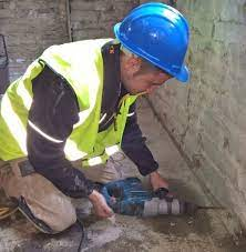 damp proofing Sheffield